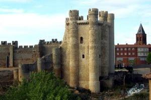 Castillo Valencia de Don Juan